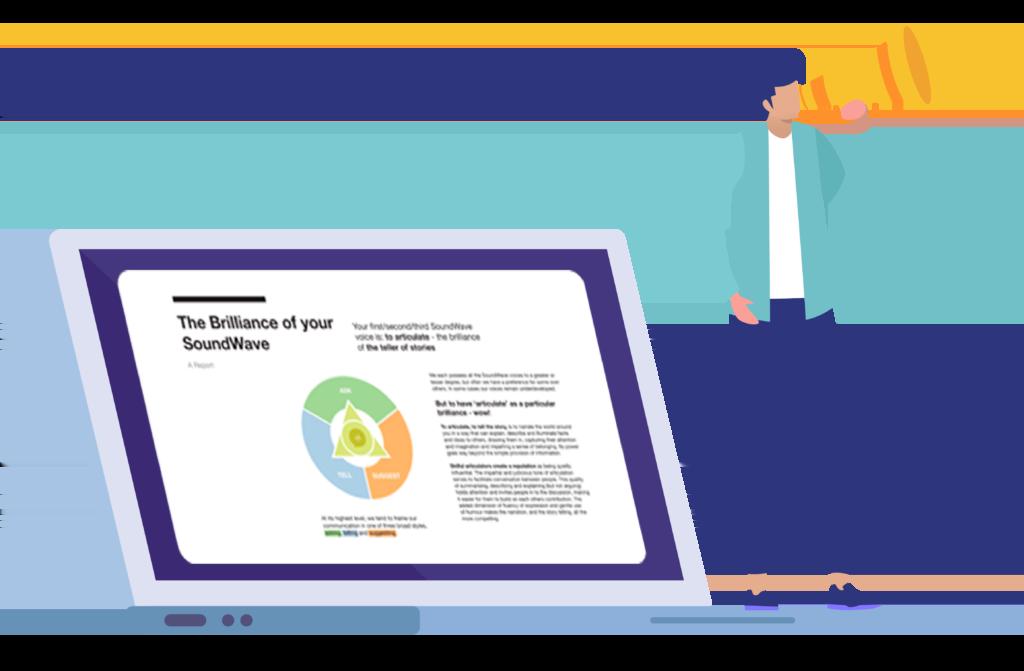 communication styles assessment, brilliance-3
