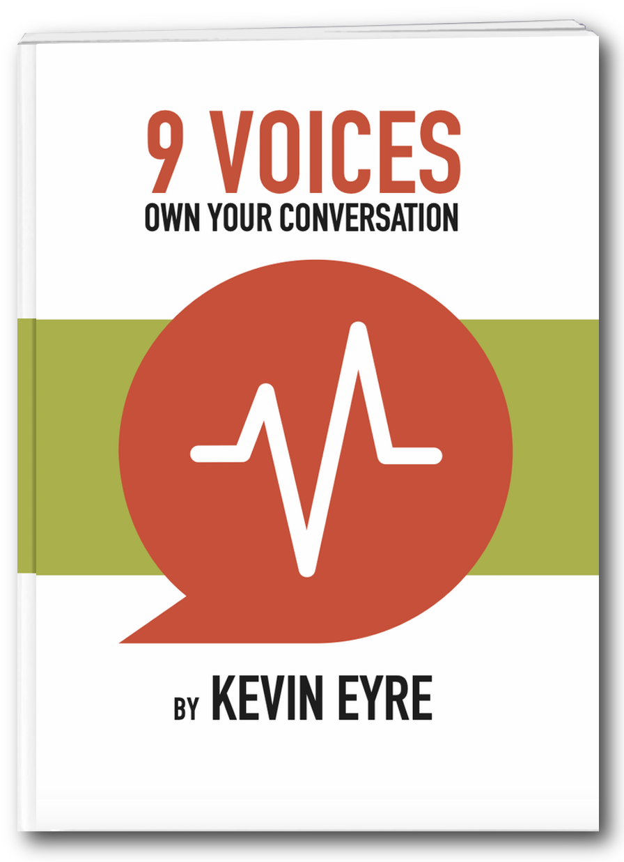 9 Voices front cover